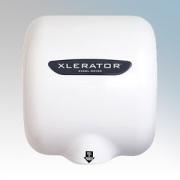 Xlerator XL-W XLERATOReco White Die-Cast Aluminium Low Energy Automatic Hand Dryer 520W