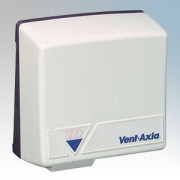 Vent-Axia 20101402 Professional E White ABS Plastic Automatic No Touch Hand Dryer 2.0kW 240V