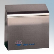 Vent-Axia 20101440 Prepdry Stainless Steel Automatic No-Touch Hand Dryer IP24 2.0kW 230V