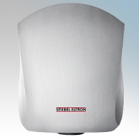 Stiebel Eltron 231582 ULTRONIC S Stainless Steel Die-Cast Aluminium Automatic Low Energy High Speed Hand Dryer IPX24 910W