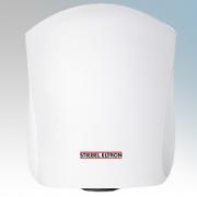 Stiebel Eltron 231583 ULTRONIC W White Die-Cast Aluminium Automatic Low Energy High Speed Hand Dryer IPX24 910W