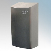 Hyco CURVEBSS Curve Brushed Stainless Steel High Speed Automatic Vandal Resistant Hand Dryer IP24 0.3kW - 0.9kW