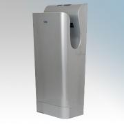 ATC PREMBLADE15 Premium Silver ABS Plastic Automatic Low Energy Blade Type Hand Dryer IPX4 975W - 1.975kW