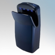 Biodrier BE1000B Executive Blue ABS Plastic Automatic Blade Type Hand Dryer IP33 0.7kW -1kW
