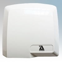 Airdri Quote White ABS Plastic Automatic Economy Low Noise Classic Dry Hand Dryer 1.6KW