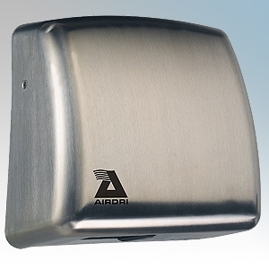 Airdri Quote Brushed Stainless Steel Automatic Economy Low Noise Classic Dry Hand Dryer 1.6KW