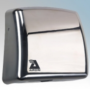 Airdri Quote Polished Stainless Steel Automatic Economy Low Noise Classic Dry Hand Dryer 1.6KW