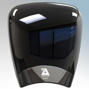 Airdri Quest Black Die-Cast Aluminium Automatic Low Noise Fast Dry High Speed Hand Dryer 1.4KW