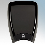 Airdri Quazar Black Die-Cast Aluminium Automatic Low Noise Fast Dry High Speed Hand Dryer 1KW