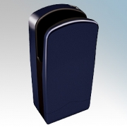 Veltia VUK004 V7-300 Atlantic Blue ABS Plastic Low Energy High Speed Blade Type Hand Dryer With 300 Jets Of Air 1.76kW