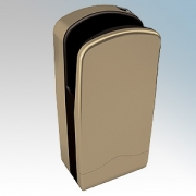 Veltia VUK006 V7-300 Champagne ABS Plastic Low Energy High Speed Blade Type Hand Dryer With 300 Jets Of Air 1.76kW