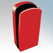 Veltia VUK007 V7-300 Red F1 ABS Plastic Low Energy High Speed Blade Type Hand Dryer With 300 Jets Of Air 1.76kW