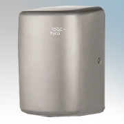 Hyco ARCBSS Arc Brushed Stainless Steel Low Energy High Speed Automatic Vandal Resistant Hand Dryer IPX1 1.25kW