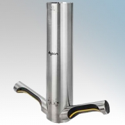 Dyson HU03 Airblade 9kJ Stainless Steel Periscope Style Low Energy Blade Handdryer 900W/600W